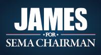 James for SEMA Chairman